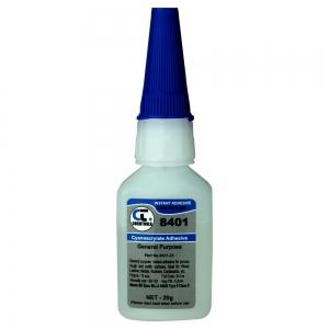 Designa Bells - black ends (SP8401 - 8401 Glue for Designa Bells)