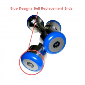 Blue Designa Bell replacement end pack
